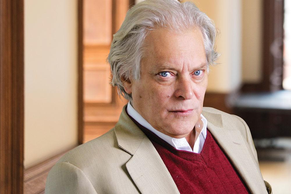 Mitchell Feigenbaum portrait
